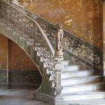 IMG_2223 - Paladar La Guardia - grand staircase from 3rd to ballroom