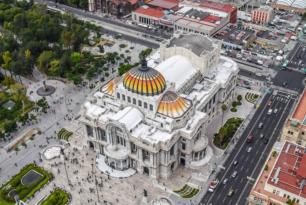 DLN Travels: Mexico City