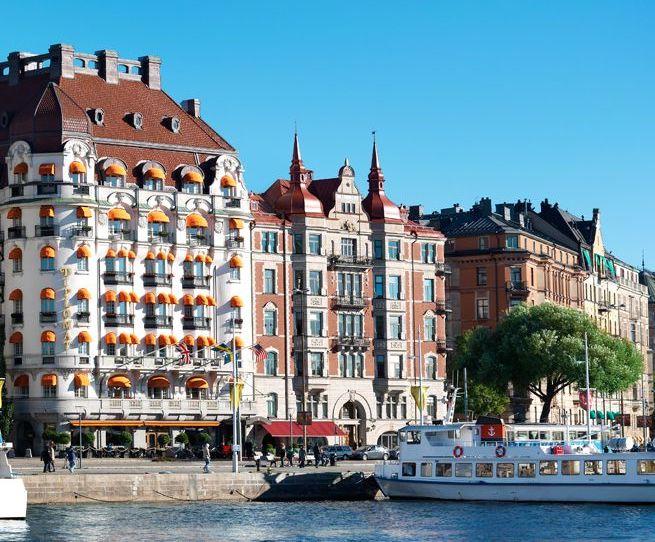DLN Travels: Helsinki & Stockholm