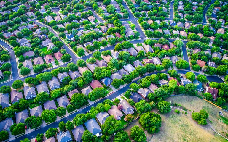 Expert Access – The American Suburb, a Brief History, and Where Do We Go From Here?